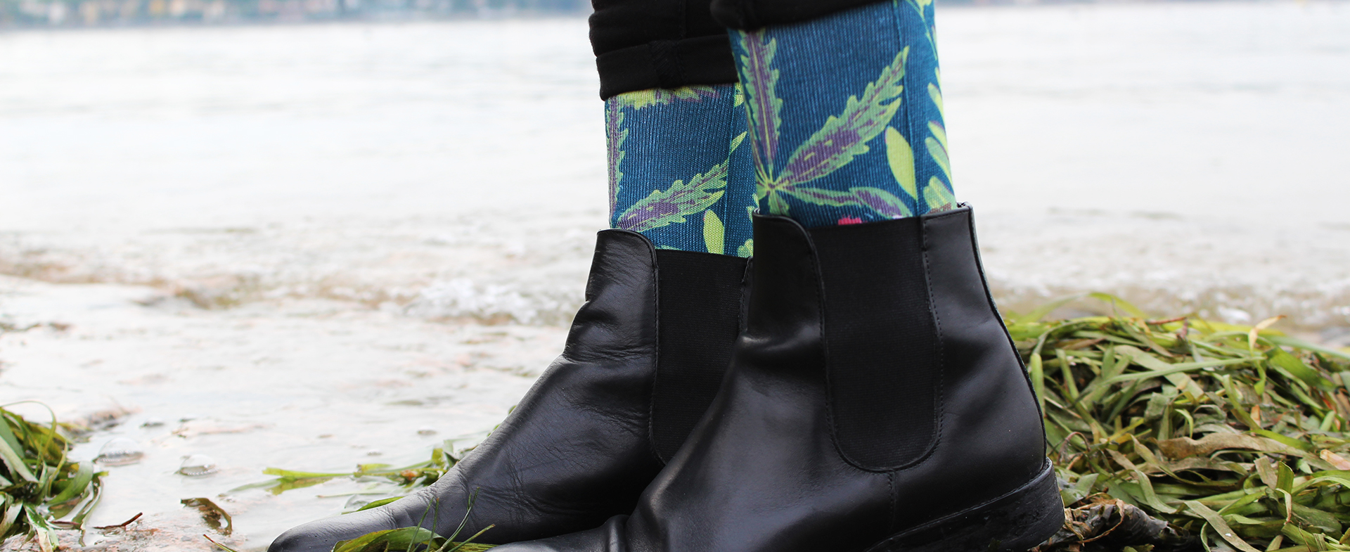 LUF SOX Classics Tropic - Our Story behind the printed Sox
