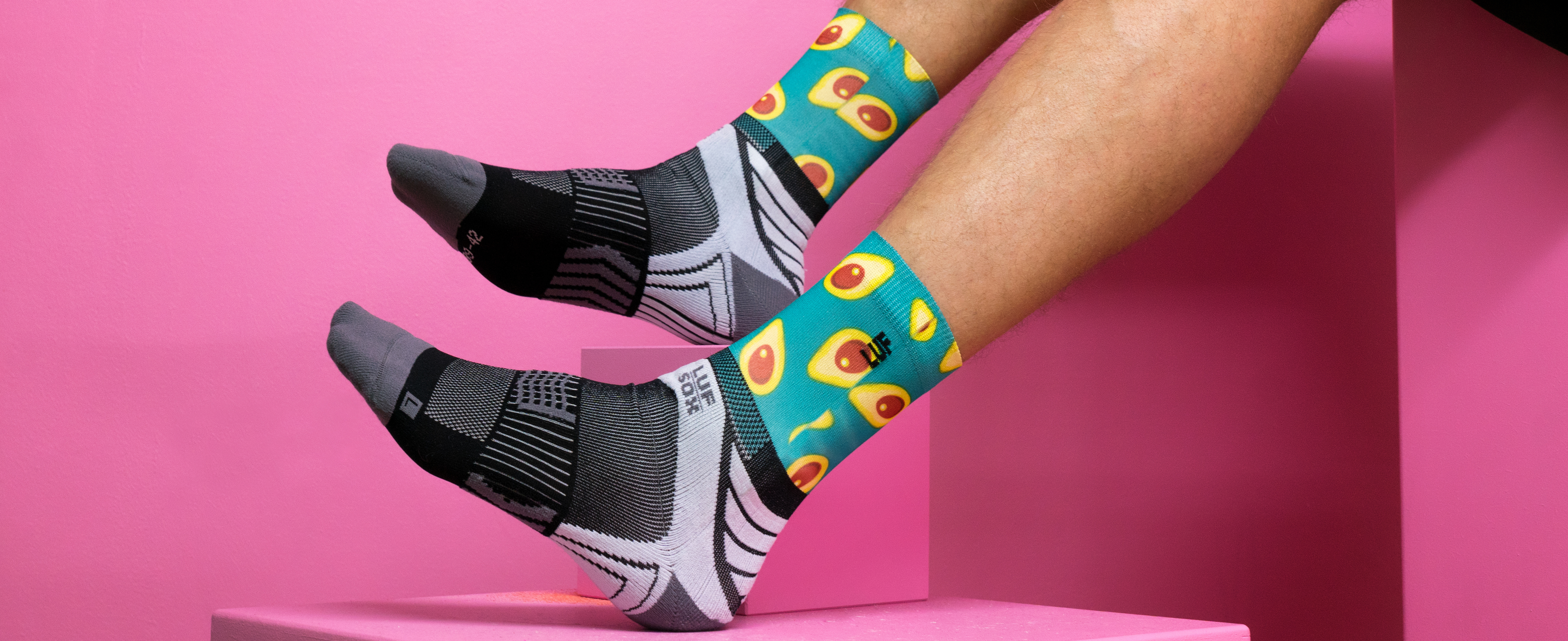 Main Collection 19/20 – Color Up Your Life : LUF | SOX